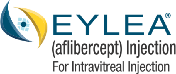 EYLEA® (aflibercept) Injection For Intravitreal Injection logo.